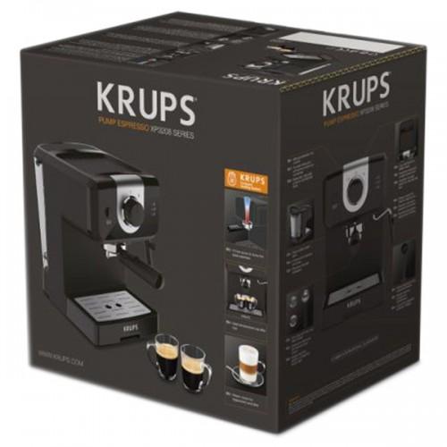 Рожковая кофеварка krups opio xp 3208 отзывы